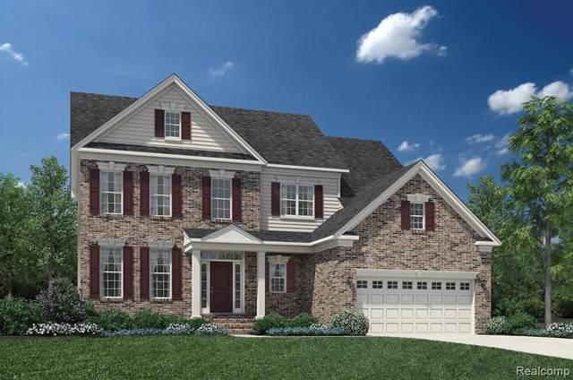 50598 Amberwood Road, Canton, MI 48188 (MLS #R2210063033) :: Berkshire Hathaway HomeServices Snyder & Company, Realtors®
