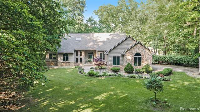 6310 Stofer Road, Chelsea, MI 48118 (MLS #R2210063046) :: Berkshire Hathaway HomeServices Snyder & Company, Realtors®