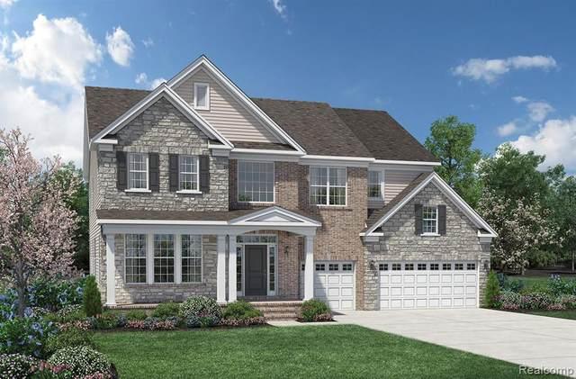 50396 Amberwood Road, Canton, MI 48188 (MLS #R2210063054) :: Berkshire Hathaway HomeServices Snyder & Company, Realtors®
