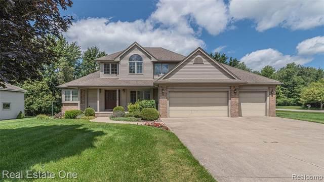 28735 Hovey Lane, New Hudson, MI 48165 (MLS #R2210061447) :: Berkshire Hathaway HomeServices Snyder & Company, Realtors®