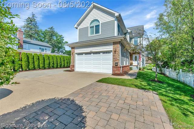 432 N Sheldon Road, Plymouth, MI 48170 (MLS #R2210061787) :: Berkshire Hathaway HomeServices Snyder & Company, Realtors®