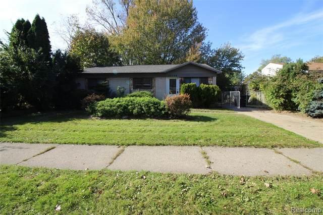 16066 Lauren Street, Taylor, MI 48180 (MLS #R2210063203) :: Berkshire Hathaway HomeServices Snyder & Company, Realtors®