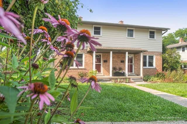 421 S 7th Street #2, Ann Arbor, MI 48103 (MLS #3282807) :: Berkshire Hathaway HomeServices Snyder & Company, Realtors®