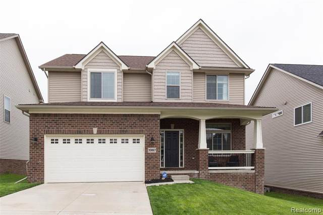 30867 Asbury Hill Drive, New Hudson, MI 48165 (MLS #R2210063302) :: Berkshire Hathaway HomeServices Snyder & Company, Realtors®
