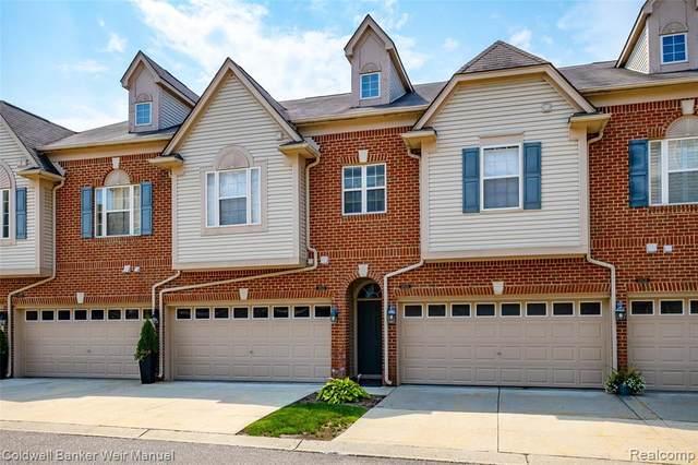 39522 Rockcrest Lane, Northville, MI 48168 (MLS #R2210060009) :: Berkshire Hathaway HomeServices Snyder & Company, Realtors®