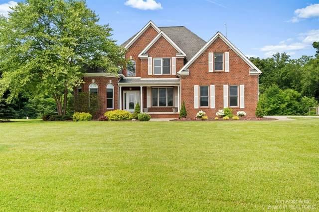 6060 Alber Road, Saline, MI 48176 (MLS #3282779) :: Berkshire Hathaway HomeServices Snyder & Company, Realtors®