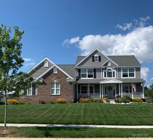 10475 River Edge Road, Saline, MI 48176 (MLS #3283114) :: Berkshire Hathaway HomeServices Snyder & Company, Realtors®
