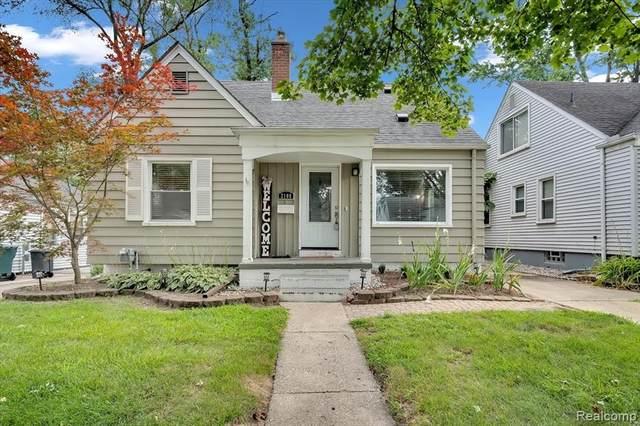 2108 Brockton Avenue, Royal Oak, MI 48067 (MLS #R2210063484) :: Berkshire Hathaway HomeServices Snyder & Company, Realtors®