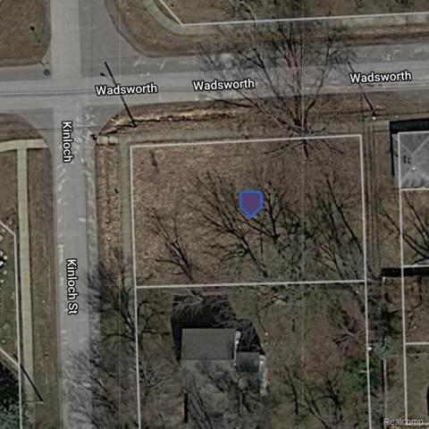 11756 Kinloch, Redford, MI 48239 (MLS #R2210063674) :: Berkshire Hathaway HomeServices Snyder & Company, Realtors®
