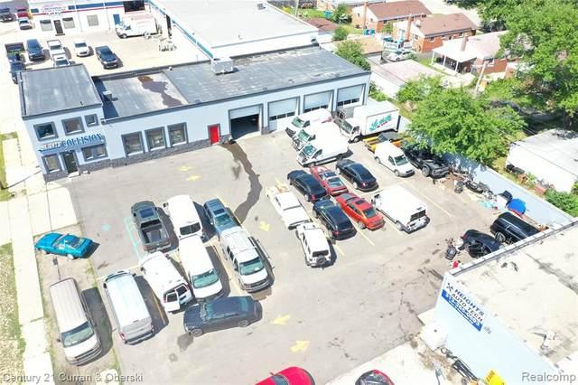 6152 N Telegraph Road, Dearborn Heights, MI 48127 (MLS #R2210063788) :: Berkshire Hathaway HomeServices Snyder & Company, Realtors®