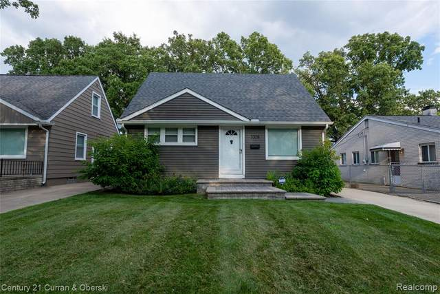 3308 Harvard Road, Royal Oak, MI 48073 (MLS #R2210062494) :: Berkshire Hathaway HomeServices Snyder & Company, Realtors®