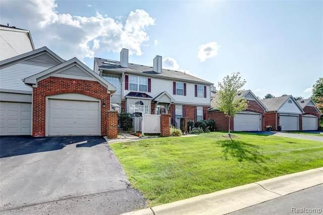 49651 Draper Circle, Plymouth, MI 48170 (MLS #R2210063443) :: Berkshire Hathaway HomeServices Snyder & Company, Realtors®