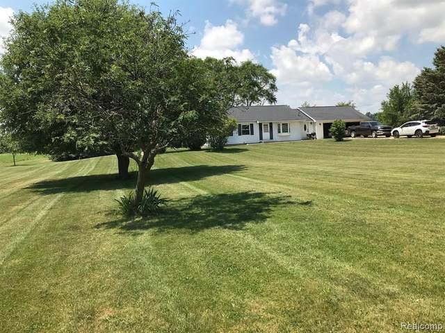 603 N. Bamber Rd, Isabella, MI 48858 (MLS #R2210064262) :: Berkshire Hathaway HomeServices Snyder & Company, Realtors®