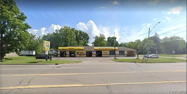 4129 Corunna Road, Flint, MI 48532 (MLS #R2210064160) :: Berkshire Hathaway HomeServices Snyder & Company, Realtors®