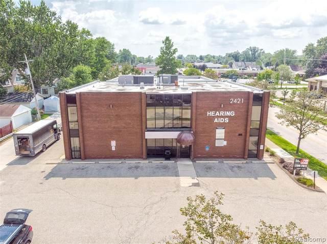 2421 Monroe Street, Dearborn, MI 48124 (MLS #R2210064264) :: Berkshire Hathaway HomeServices Snyder & Company, Realtors®