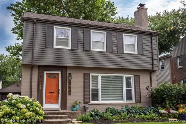 10115 Lasalle Boulevard, Huntington Woods, MI 48070 (MLS #R2210064448) :: Berkshire Hathaway HomeServices Snyder & Company, Realtors®