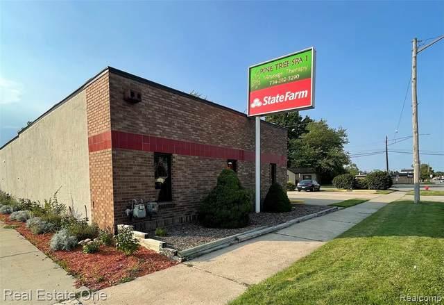 13344 Dix Toledo Road, Southgate, MI 48195 (MLS #R2210063998) :: Berkshire Hathaway HomeServices Snyder & Company, Realtors®