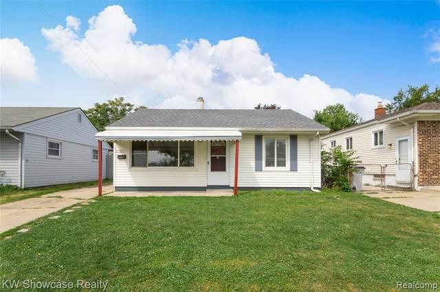 23121 Easterling Ave, Hazel Park, MI 48030 (MLS #R2210062596) :: Berkshire Hathaway HomeServices Snyder & Company, Realtors®