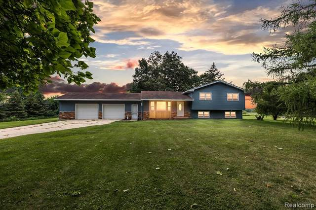 3246 Bostedor Road, Eaton Rapids, MI 48827 (MLS #R2210066734) :: Berkshire Hathaway HomeServices Snyder & Company, Realtors®