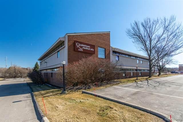 32905 W 12 Mile Rd Ste 310, Farmington Hills, MI 48334 (MLS #R2210066854) :: Berkshire Hathaway HomeServices Snyder & Company, Realtors®