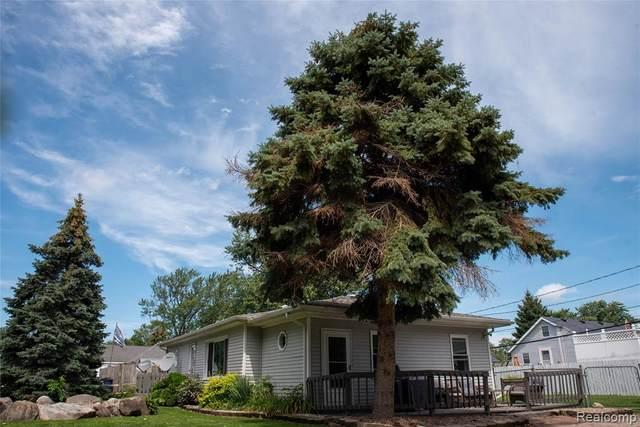 4150 6th Street, Newport, MI 48166 (MLS #R2210066805) :: Berkshire Hathaway HomeServices Snyder & Company, Realtors®