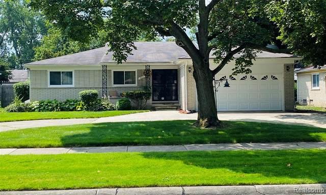 18897 Goldwin Street, Southfield, MI 48075 (MLS #R2210067010) :: Berkshire Hathaway HomeServices Snyder & Company, Realtors®