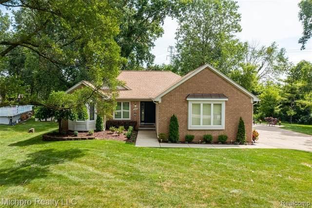 61340 Woodfield Way, Washington, MI 48094 (MLS #R2210066995) :: Berkshire Hathaway HomeServices Snyder & Company, Realtors®