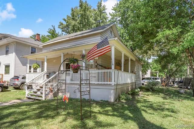 627 N Webster Street, Saginaw, MI 48602 (MLS #R2210067312) :: Berkshire Hathaway HomeServices Snyder & Company, Realtors®