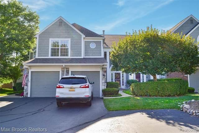 1924 Eagle Pointe, Bloomfield Hills, MI 48304 (MLS #R2210067582) :: Berkshire Hathaway HomeServices Snyder & Company, Realtors®