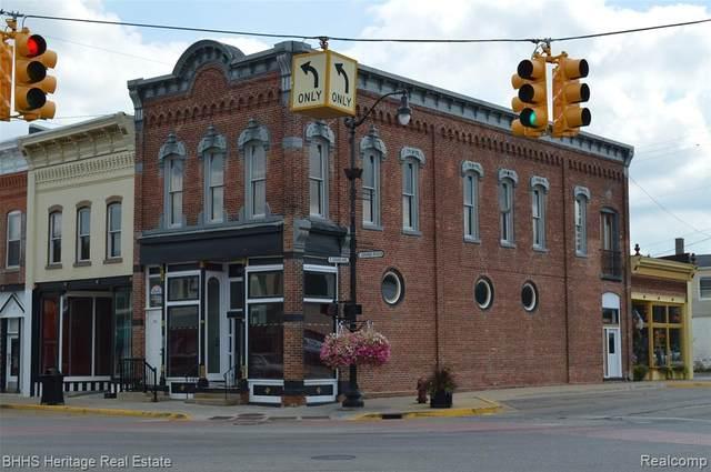 102 Grand River Avenue, Fowlerville, MI 48836 (MLS #R2210063584) :: Berkshire Hathaway HomeServices Snyder & Company, Realtors®
