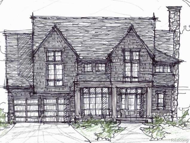 1192 Lake Park Drive, Birmingham, MI 48009 (MLS #R2210068128) :: Berkshire Hathaway HomeServices Snyder & Company, Realtors®