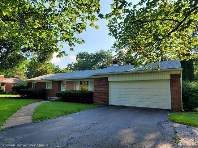 28306 Farmington Road, Farmington Hills, MI 48334 (MLS #R2210067002) :: Berkshire Hathaway HomeServices Snyder & Company, Realtors®