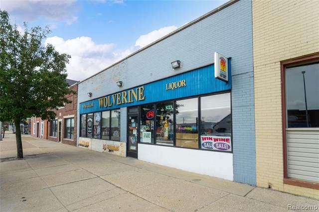 713 Huron Avenue, Port Huron, MI 48060 (MLS #R2210065256) :: Berkshire Hathaway HomeServices Snyder & Company, Realtors®