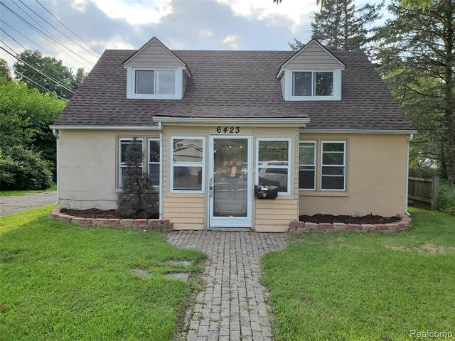 6423 Berwyn Street, Dearborn Heights, MI 48127 (MLS #R2210068929) :: Berkshire Hathaway HomeServices Snyder & Company, Realtors®