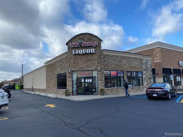 30203 Southfield Road Road, Southfield, MI 48076 (MLS #R2210069046) :: Berkshire Hathaway HomeServices Snyder & Company, Realtors®