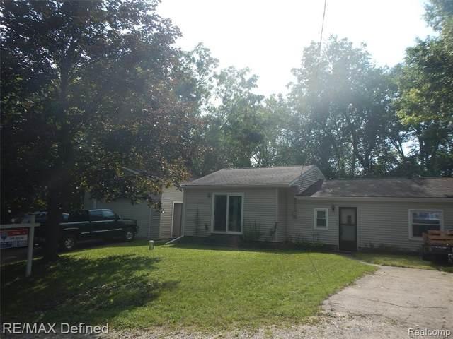 493 Orion, Lake Orion, MI 48362 (MLS #R2210069165) :: Berkshire Hathaway HomeServices Snyder & Company, Realtors®
