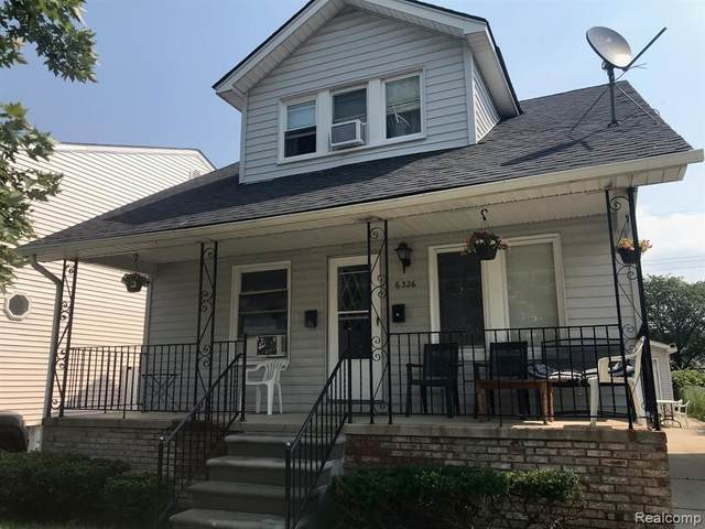 6326 Mead Street, Dearborn, MI 48126 (MLS #R2210069168) :: Berkshire Hathaway HomeServices Snyder & Company, Realtors®