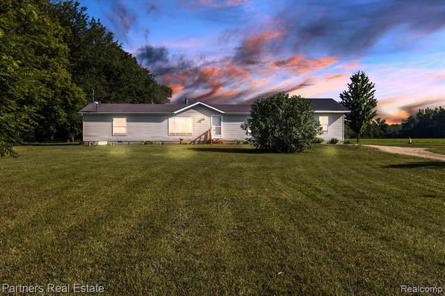 6511 E Valley Road, Mount Pleasant, MI 48858 (MLS #R2210069403) :: Berkshire Hathaway HomeServices Snyder & Company, Realtors®
