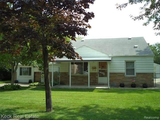11629 Cornell Street, Taylor, MI 48180 (MLS #R2210069425) :: Berkshire Hathaway HomeServices Snyder & Company, Realtors®