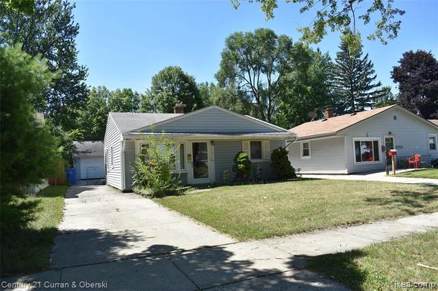 25275 Stanford Street, Dearborn Heights, MI 48125 (MLS #R2210069497) :: Berkshire Hathaway HomeServices Snyder & Company, Realtors®