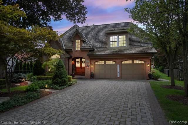 1251 William Street, Plymouth, MI 48170 (MLS #R2210066719) :: Berkshire Hathaway HomeServices Snyder & Company, Realtors®