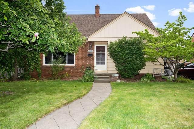 15624 Angelique, Allen Park, MI 48101 (MLS #3283342) :: Berkshire Hathaway HomeServices Snyder & Company, Realtors®