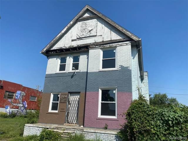 2914 E Grand Boulevard, Detroit, MI 48202 (MLS #R2210070328) :: Berkshire Hathaway HomeServices Snyder & Company, Realtors®
