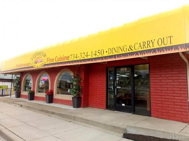 1297 Fort Street, Wyandotte, MI 48192 (MLS #R2210070603) :: Berkshire Hathaway HomeServices Snyder & Company, Realtors®