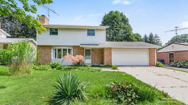560 Archwood Drive, Ann Arbor, MI 48103 (MLS #3283563) :: Berkshire Hathaway HomeServices Snyder & Company, Realtors®