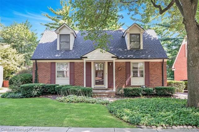 1857 Banbury Street, Birmingham, MI 48009 (MLS #R2210070314) :: Berkshire Hathaway HomeServices Snyder & Company, Realtors®