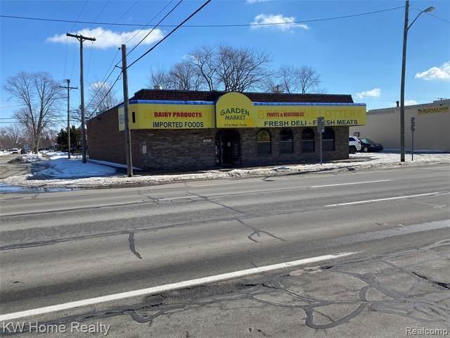 3807 Fort Street, Lincoln Park, MI 48146 (MLS #R2210070765) :: Berkshire Hathaway HomeServices Snyder & Company, Realtors®