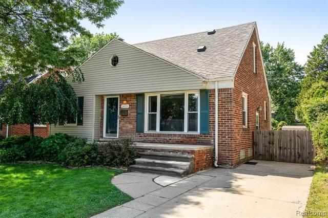 2633 N Wilson Avenue, Royal Oak, MI 48073 (MLS #R2210068812) :: Berkshire Hathaway HomeServices Snyder & Company, Realtors®