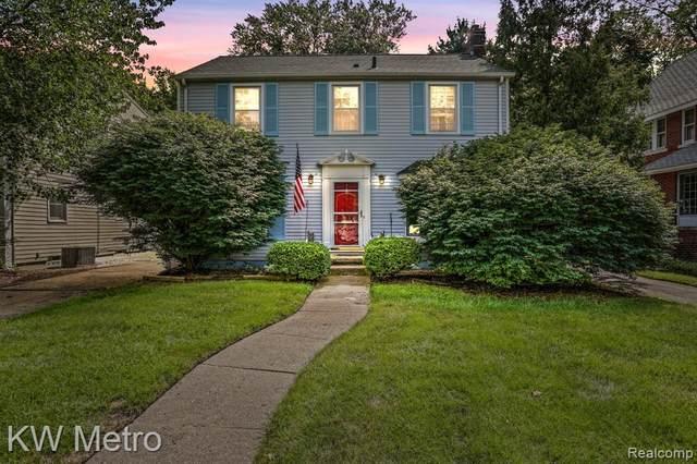 207 Crane Avenue, Royal Oak, MI 48067 (MLS #R2210061678) :: Berkshire Hathaway HomeServices Snyder & Company, Realtors®