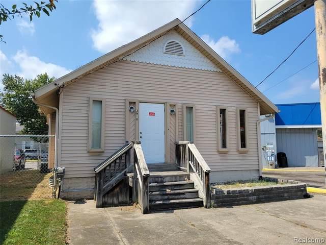 3918 Fenton Road, Flint, MI 48507 (MLS #R2210071630) :: Berkshire Hathaway HomeServices Snyder & Company, Realtors®
